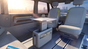 Volkswagen I.D. Buzz - seats