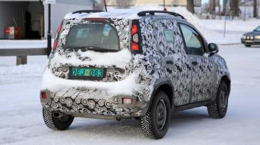 Fiat Panda Cross facelift 8