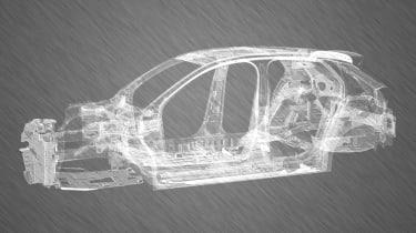 Vauxhall Corsa - framework