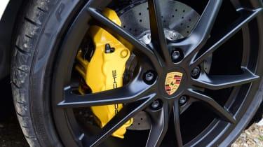 Porsche 718 Cayman T - wheel