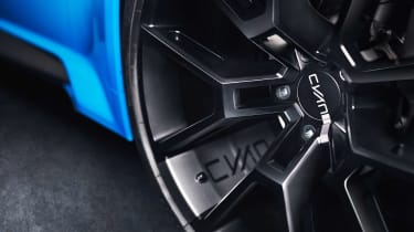 Lynk & Co 03 Cyan Concept wheel