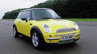 Best cars under £1,000 - Mini