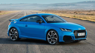 Audi TT RS Coupe - front static