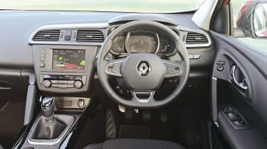 Used Renault Kadjar - dash