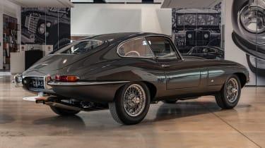 Jaguar E-Type 60 Collection - coupe rear