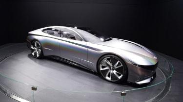 Hyundai Le Fil Rouge concept - Paris Motor Show