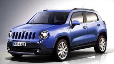 Baby Jeep 2014
