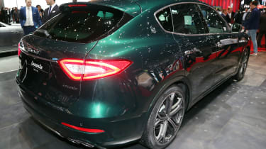 Maserati Levante One of One - Geneva rear