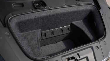 Audi R8 V10 Spyder boot