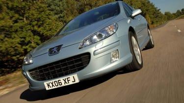 Peugeot 407 V6 HDi GT