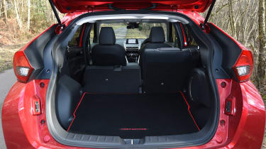 Mitsubishi Eclipse Cross First Edition - boot