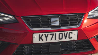 SEAT Ibiza facelift - grille