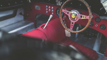 Lister Knobbly - dash