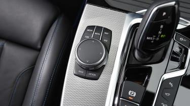 BMW X3 - controls