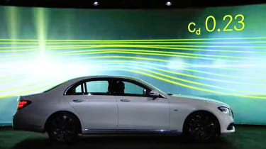 Mercedes E-Class 2016 - Detroit show reveal 4