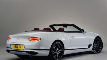 Bentley Continental GTC - studio rear