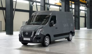 New Nissan Primastar and Interstar panel vans unveiled