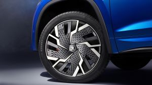 Skoda Kodiaq vRS facelift - wheel