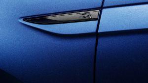 Volkswagen Polo - R Line badge
