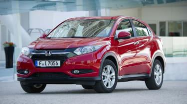 Honda HR-V - front three quarter
