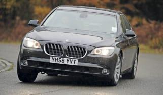 BMW 730d SE