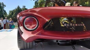 De Tomaso P72 Goodwood rear