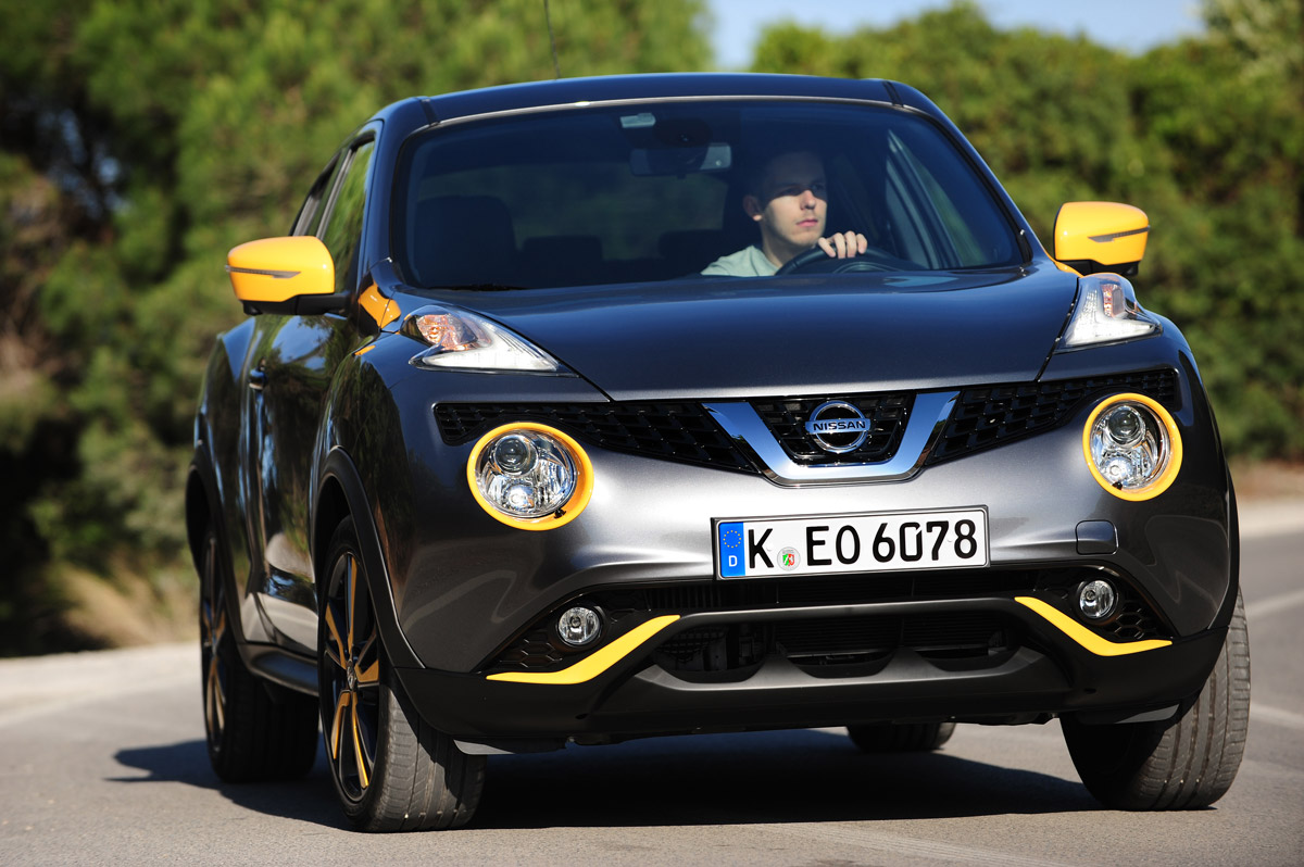 Nissan Juke 1 5 Dci Diesel Review Auto Express
