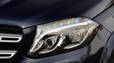 Mercedes GLS 350d AMG 2016 - headlights