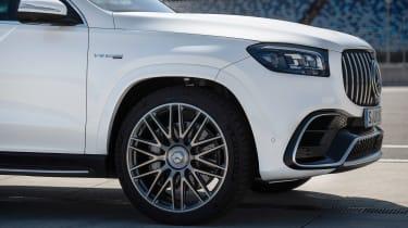 Mercedes-AMG GLS 63 - wheel