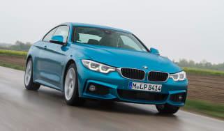 BMW 440i - front