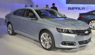 Chevrolet Impala front
