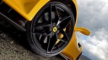 Ferrari 488 Pista Spider - wheel