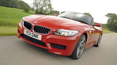 BMW z4 sDrive 2.3i front