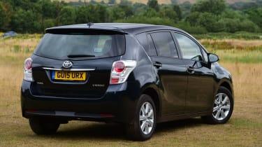 Toyota Verso - rear static