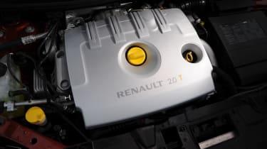 Turbocharged 2.0-litre engine packs 177bhp.