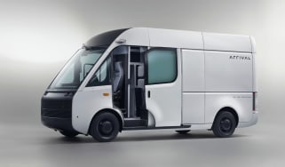 Arrival electric van