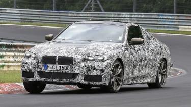 BMW 4 Series - spyshot 2