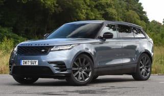 Used Range Rover Velar - front