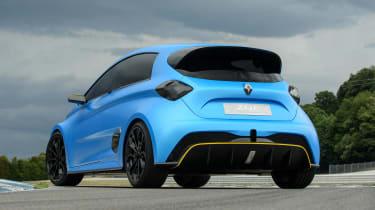 Renault ZOE E-Sport concept - rear static