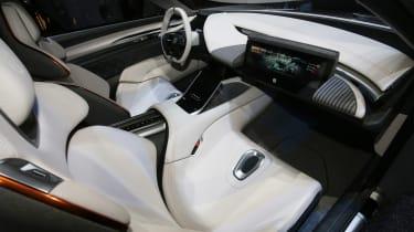 Pininfarina HK GT concept - Geneva dash