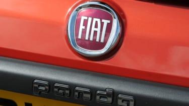 Fiat Panda badge