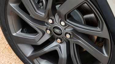 Land Rover Discovery 2017 wheel