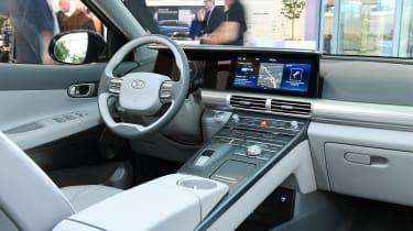 Hyundai NEXO - interior