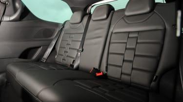 Citroen DS3 rear seats