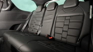Citroen DS3 rear seats