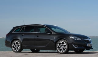 Used Vauxhall Insignia - front
