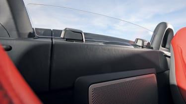 Mercedes SLS AMG Roadster detail