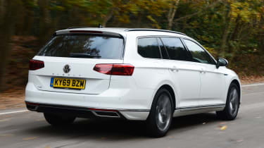 Volkswagen Passat GTE Estate - rear