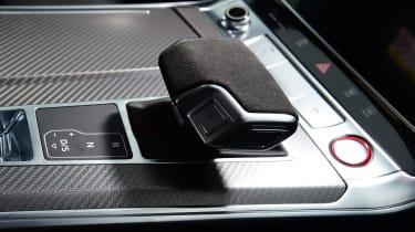Audi RS 6 - transmission
