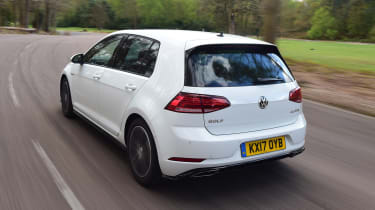 Volkswagen Golf R-Line - rear